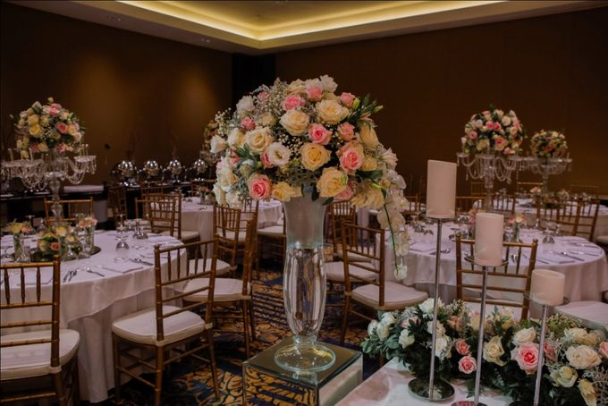 Wedding at Mulia Bali by d'Oasis Florist & Decoration - 007