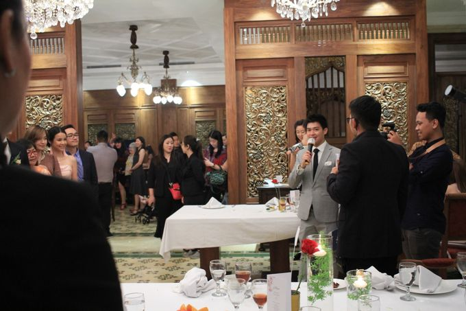 MC Wedding Intimate Plataran Menteng Jakarta - Anthony Stevven by Rove Gift - 023