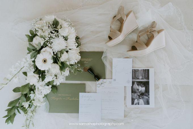 The wedding of Paschalia & Margita by Dona Wedding Decoration & Planner - 004