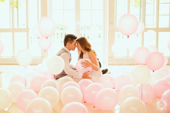 Riyal and Rosy Engagement by Ruffa and Mike Photography - 002