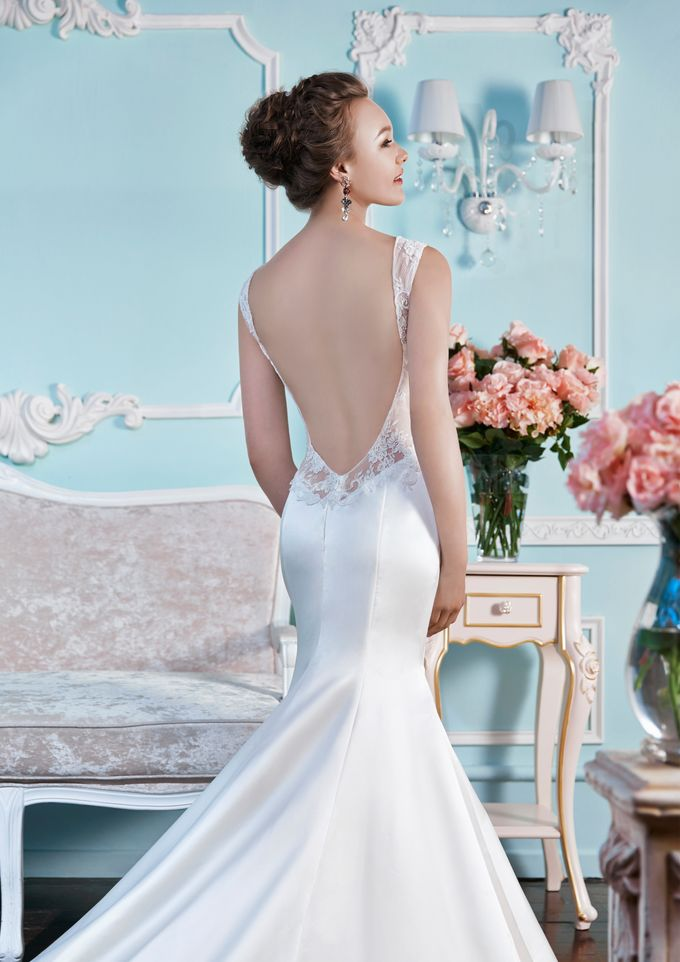 Orchid Wedding Gown Collection by Digio Bridal - 011