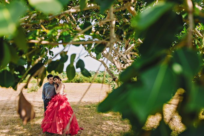 Andy N Elvira Prewedding by Hendra & Andre by Cheese N Click Photography - 010