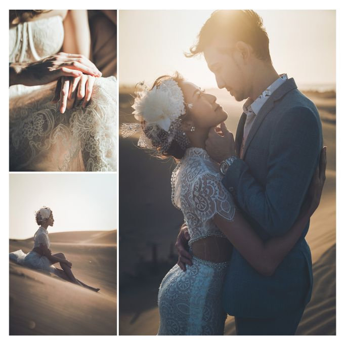 Wiliam & Sarah Romantic Memonts Prewedding by GoFotoVideo - 009