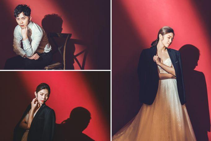 David & Arisa Prewedding at Ranca Upas dan Studio by GoFotoVideo - 007