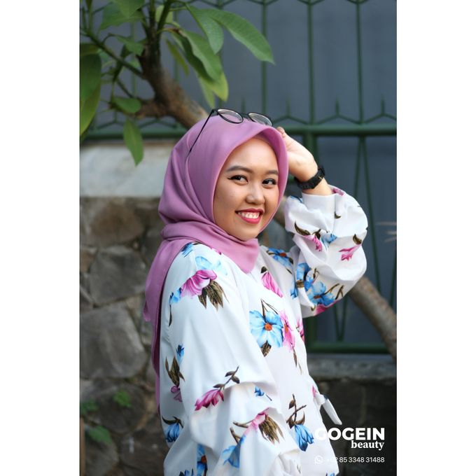 Party Hijab Make-Up by Gogein Beauty - 013