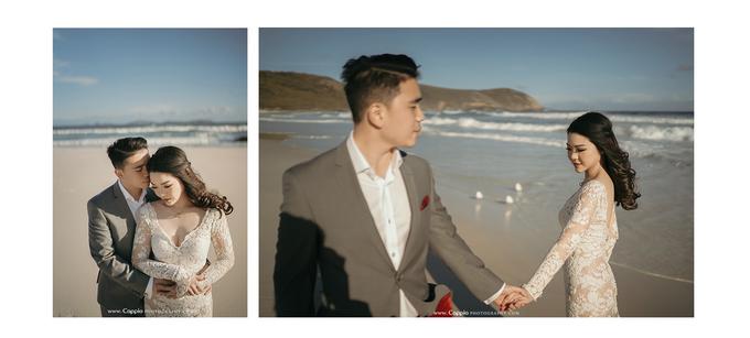 Christian and Gracia Prewedding by Cappio Photography - 013