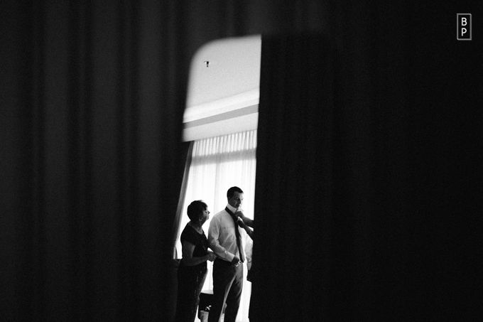 Gareth & Sata Wedding by Bernardo Pictura - 011