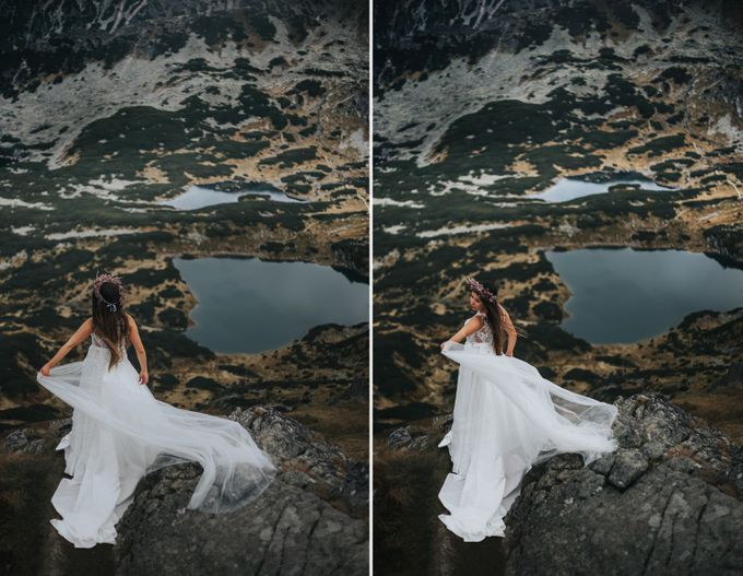 Wedding Shooting in High Mountains by Fotomagoria - 008