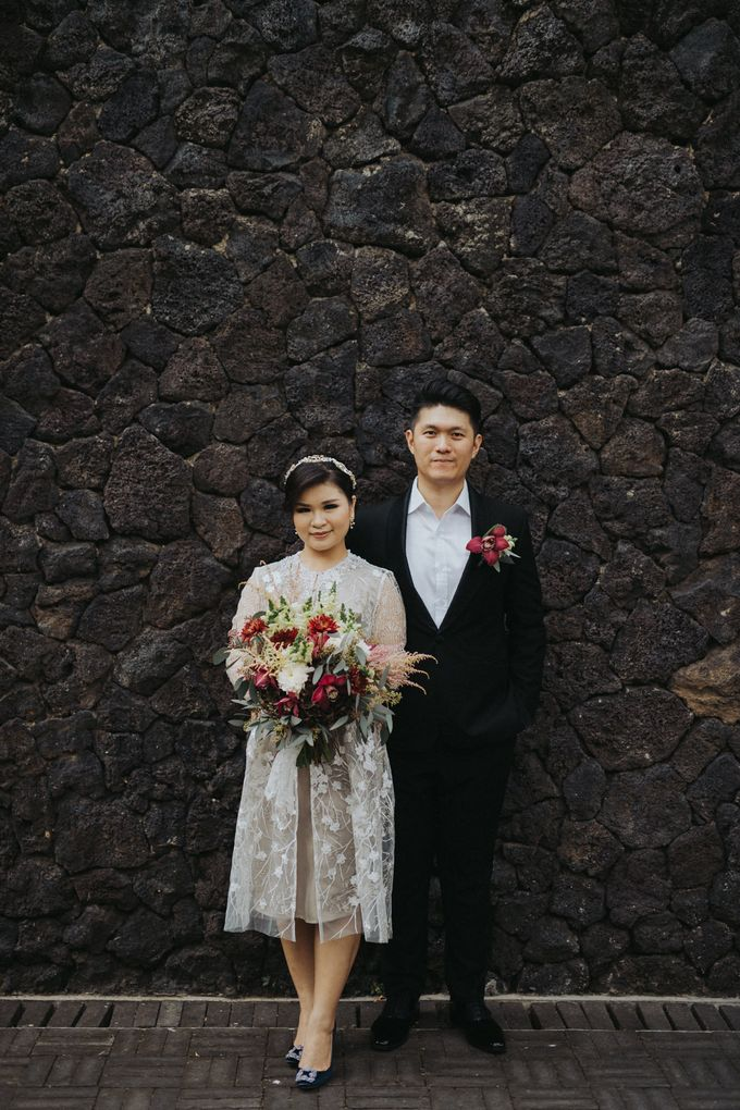 D&J Wedding by Soori Bali - 004