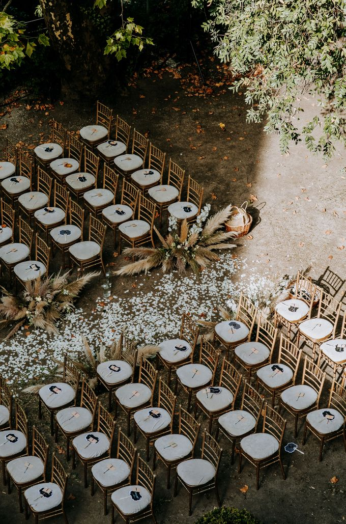 Summer & Pedro Castle Wedding by Fashion Moments Eventos - 017