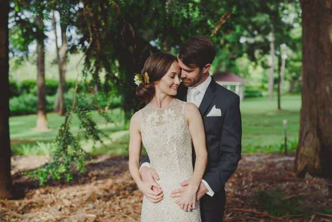 A country woodlands inspired wedding at Gabbinbar Homestead in Toowoomba by Deb Boots wedding photography - 012