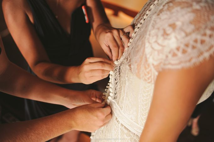 Jade & Jeremy | Wedding in Bali by AT Photography Bali - 005