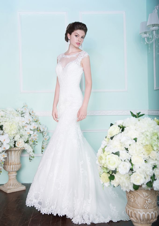 Orchid Wedding Gown Collection by Digio Bridal - 012