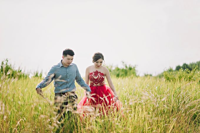 Andy N Elvira Prewedding by Hendra & Andre by Cheese N Click Photography - 011