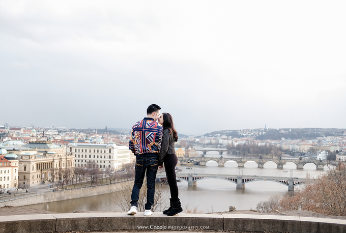 Ivan and Clarine Prewedding by Cappio Photography - 014