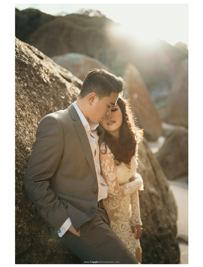 Christian and Gracia Prewedding by Cappio Photography - 014