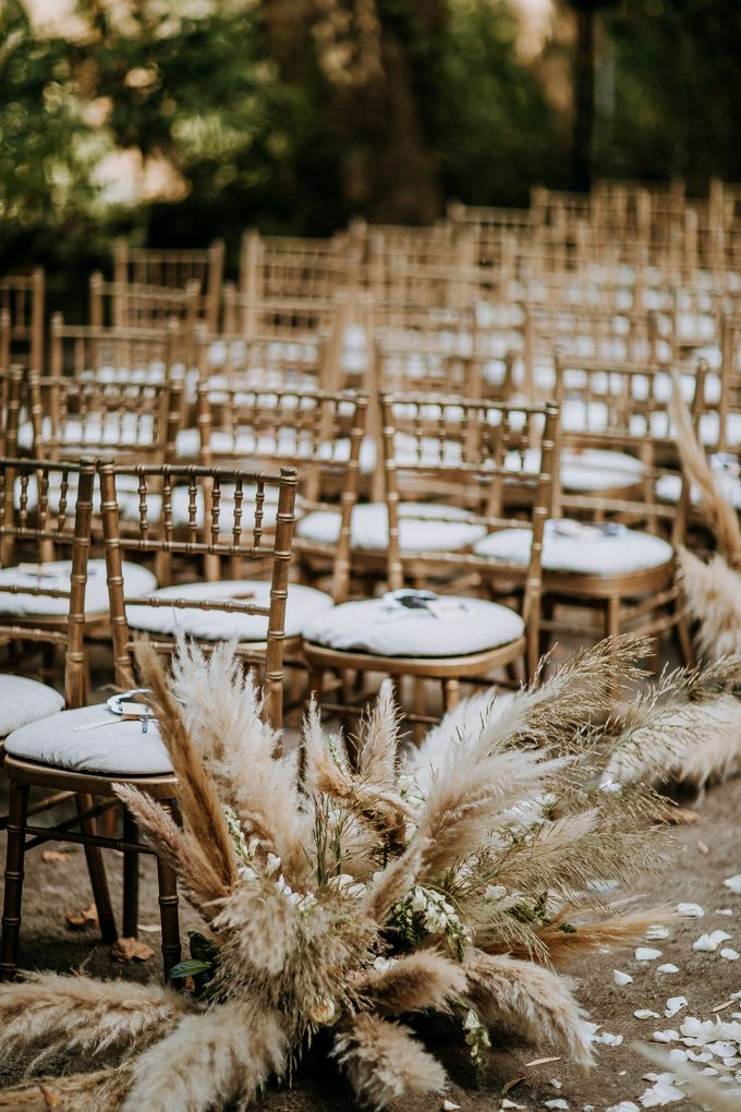 Summer & Pedro Castle Wedding by Fashion Moments Eventos - 009