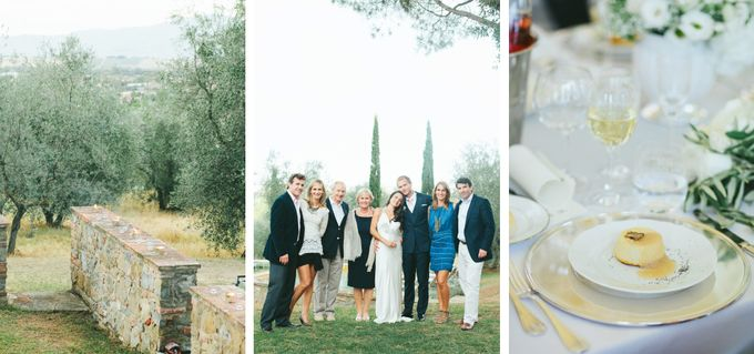 Luxurious villa wedding in Tuscany by M&J Photography - 013