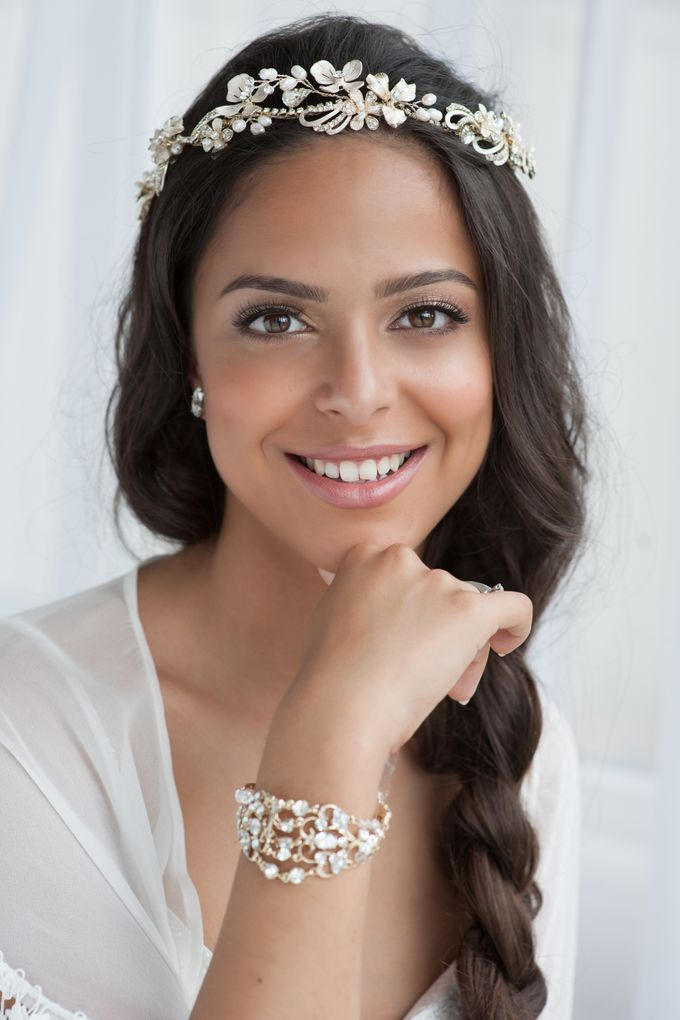 Roman & French - Bridal Jewellery and Wedding Hair Accessories by Roman & French - 003