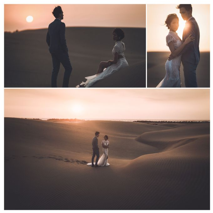Wiliam & Sarah Romantic Memonts Prewedding by GoFotoVideo - 010