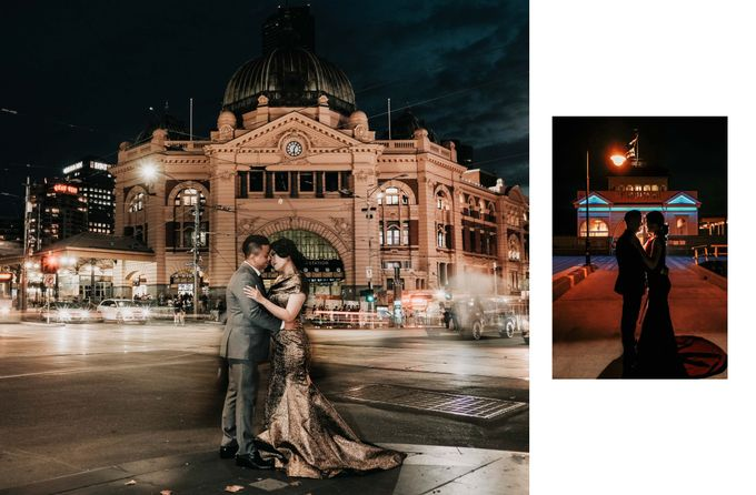 Prewedding Compilation by Costes Portrait - 009