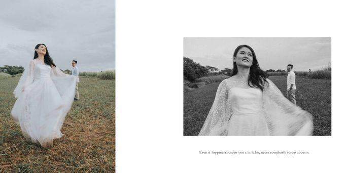 The Bali Prewedding | Kevin & Kristina by Costes Portrait - 018