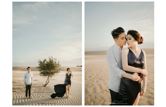 Christian and Gracia Prewedding by Cappio Photography - 015