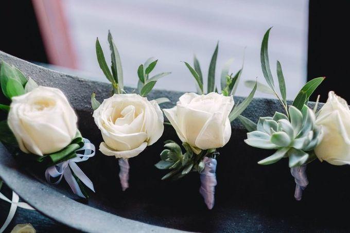 Bvlgari Bali & Tirtha Glass House Wedding by Bali Wedding Florence - 001
