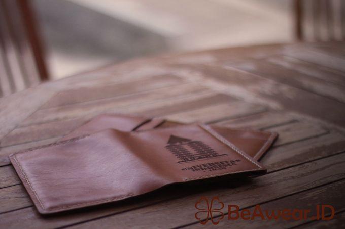 Passport Holder Kulit Custom Laser by Beawear.id - 003