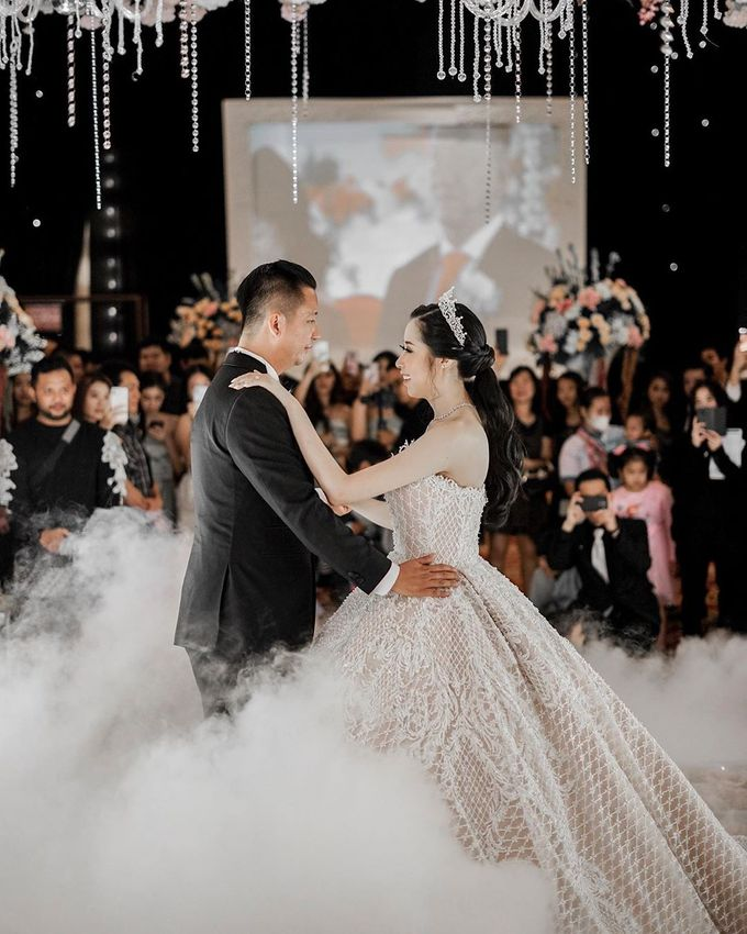 Wedding of Fendi & Olivia - 15.12.19 by The Ritz-Carlton Jakarta, Mega Kuningan - 015