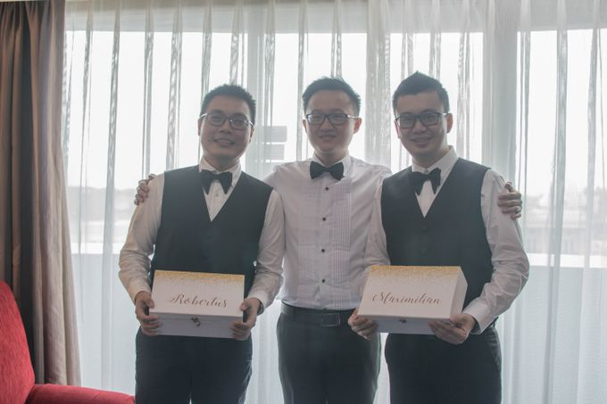 Liputan pernikahan Daniel by Weddingscape - 022