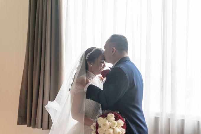 Liputan pernikahan Junius by Weddingscape - 020