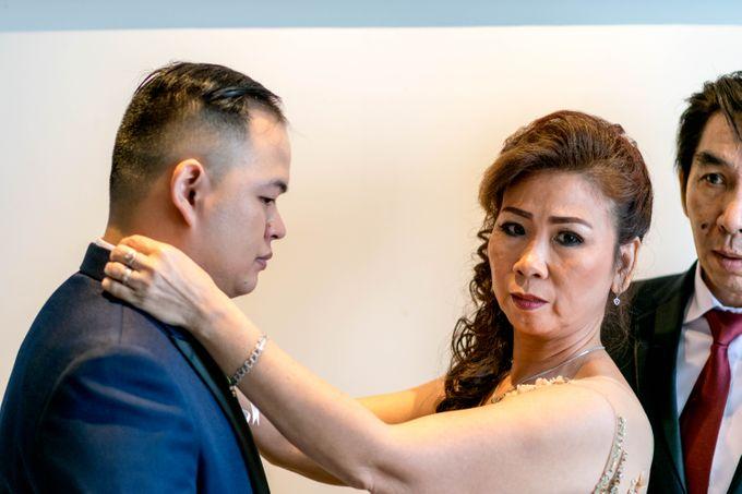 Liputan pernikahan Junius by Weddingscape - 030