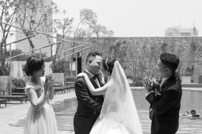 Liputan pernikahan Junius by Weddingscape - 039