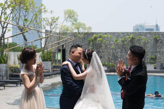 Liputan pernikahan Junius by Weddingscape - 040