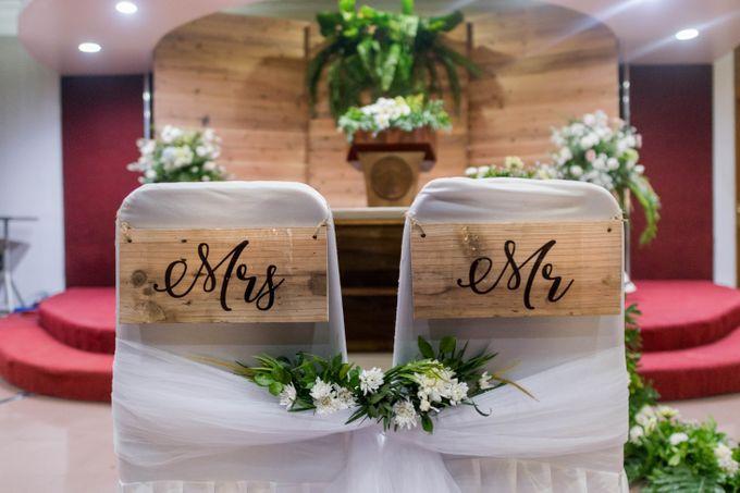 Liputan pernikahan Mario dan Irene by Weddingscape - 025