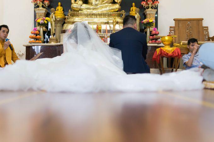 Liputan pernikahan Junius by Weddingscape - 045