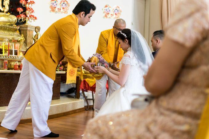 Liputan pernikahan Junius by Weddingscape - 047