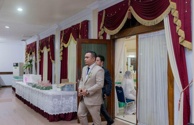 Liputan pernikahan Mario dan Irene by Weddingscape - 027