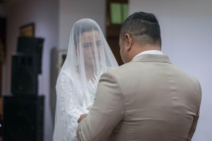 Liputan pernikahan Mario dan Irene by Weddingscape - 033