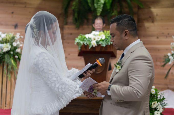 Liputan pernikahan Mario dan Irene by Weddingscape - 034