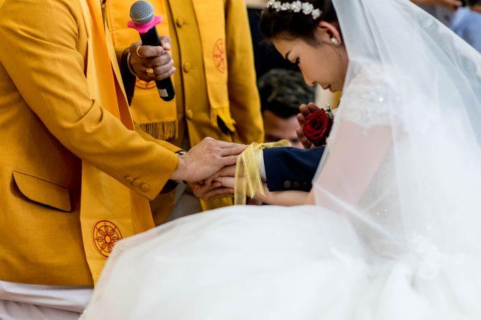 Liputan pernikahan Junius by Weddingscape - 050