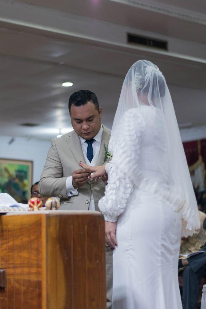 Liputan pernikahan Mario dan Irene by Weddingscape - 035