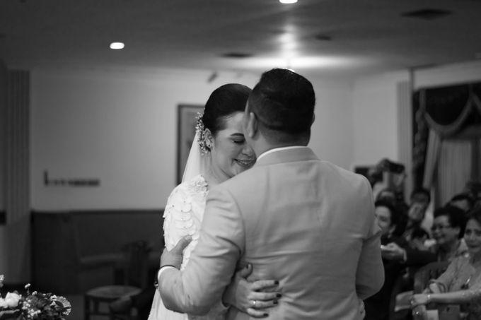 Liputan pernikahan Mario dan Irene by Weddingscape - 036