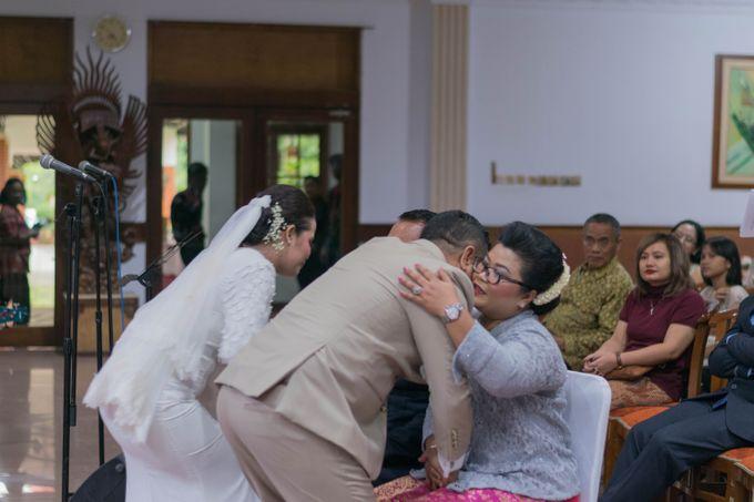 Liputan pernikahan Mario dan Irene by Weddingscape - 037