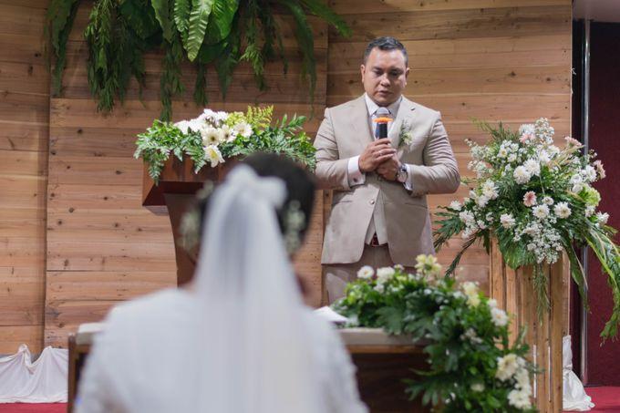 Liputan pernikahan Mario dan Irene by Weddingscape - 039