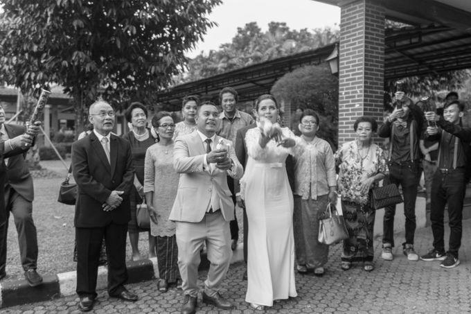 Liputan pernikahan Mario dan Irene by Weddingscape - 040