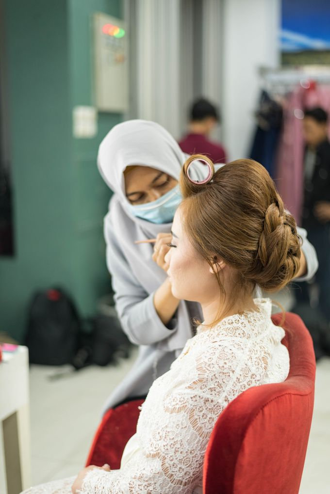 Liputan pernikahan Robbi & Winni by Weddingscape - 002