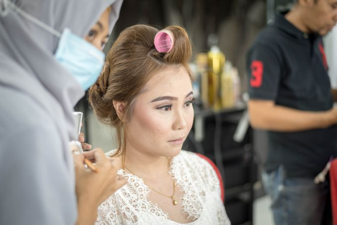 Liputan pernikahan Robbi & Winni by Weddingscape - 003