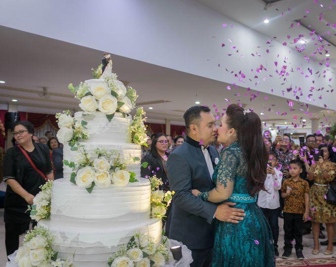Liputan pernikahan Mario dan Irene by Weddingscape - 048